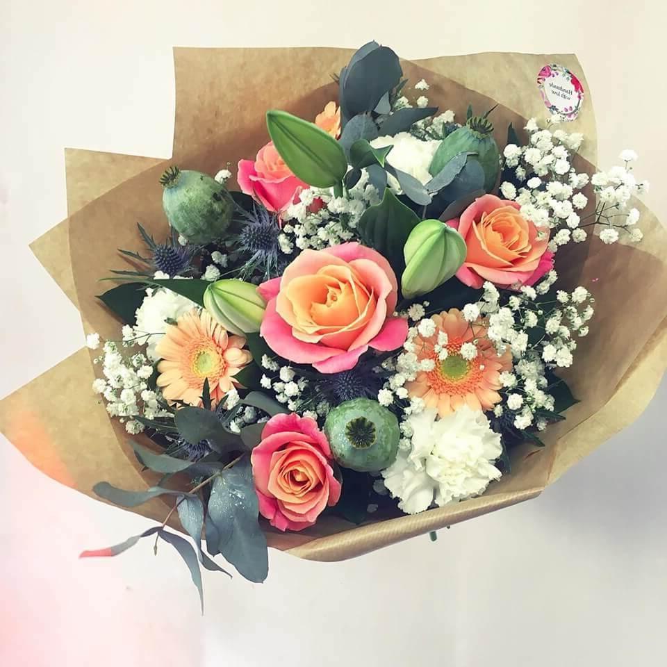 ¿Como mandar ramos de flores a Tocina?