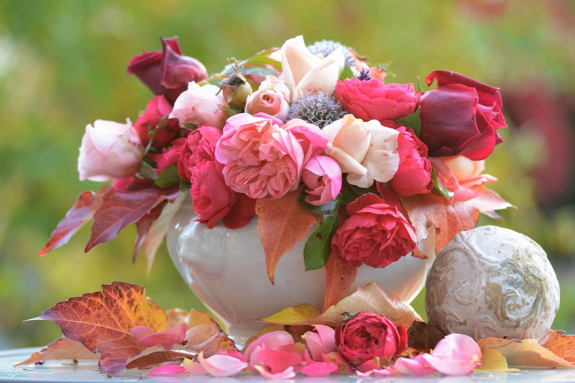 ¿Como enviar ramos de flores a Hernialde?