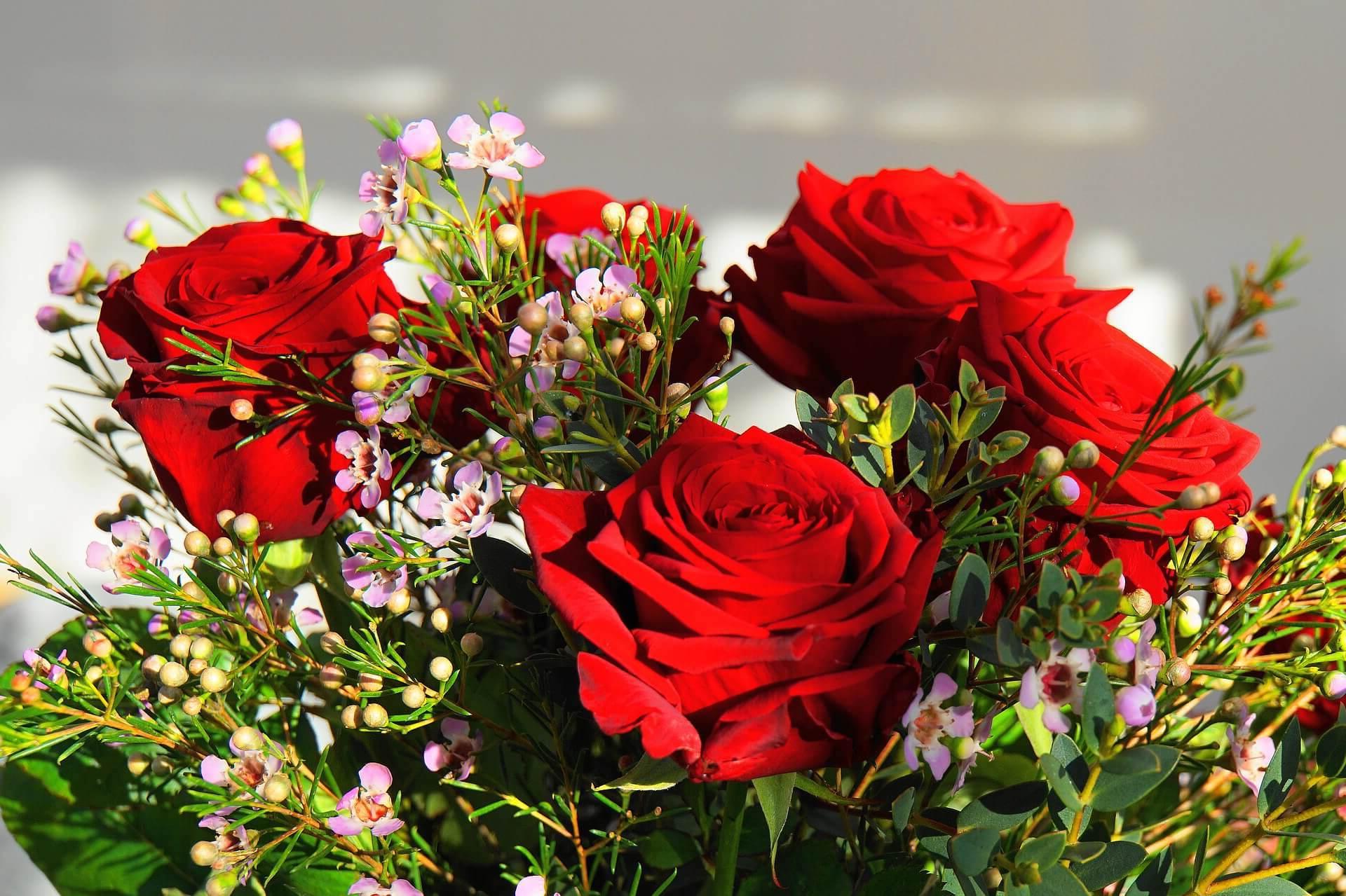 ¿Como enviar ramos de flores a Bilbao?