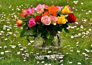 Ramo de rosas para el dia de la madre